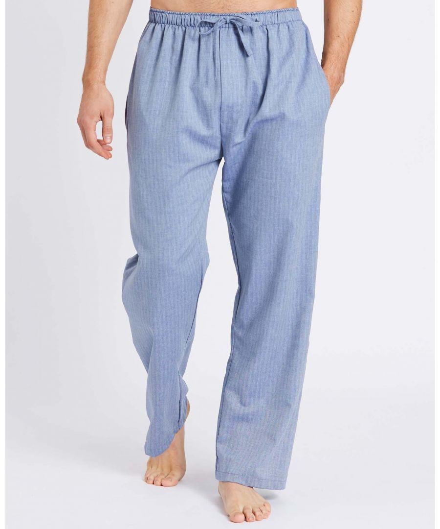 Image for British Boxers Men's Garrison Pyjama Trousers