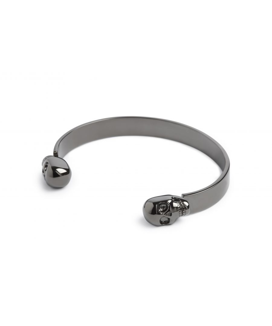 Image for DOUBLE SKULL BANGLE GM