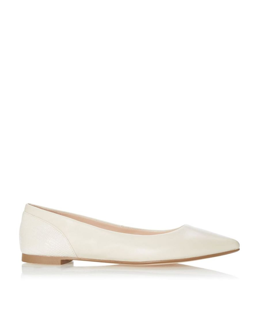 Image for Dune Ladies HAMLEY Soft Point Ballet Flats