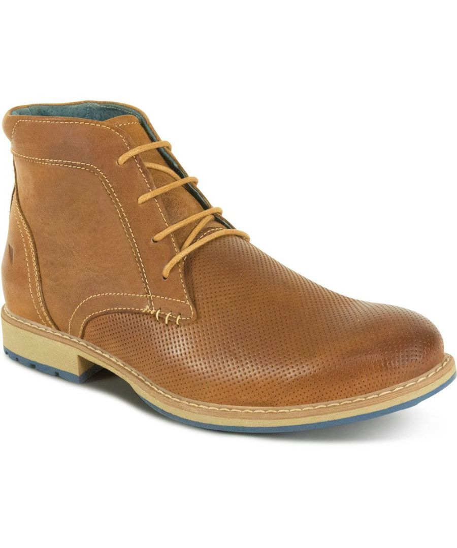 Image for Hampstead Tan Boot
