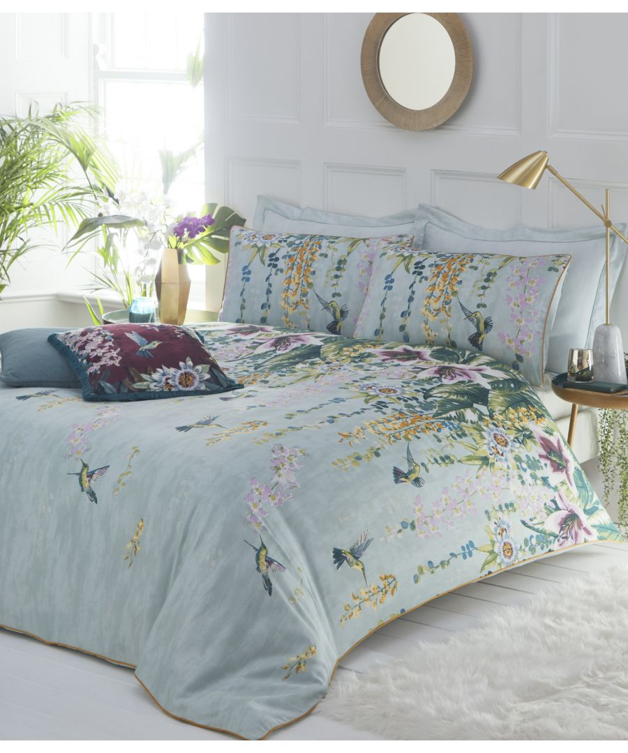 Image for Hanging Gardens Duvet Set Mul