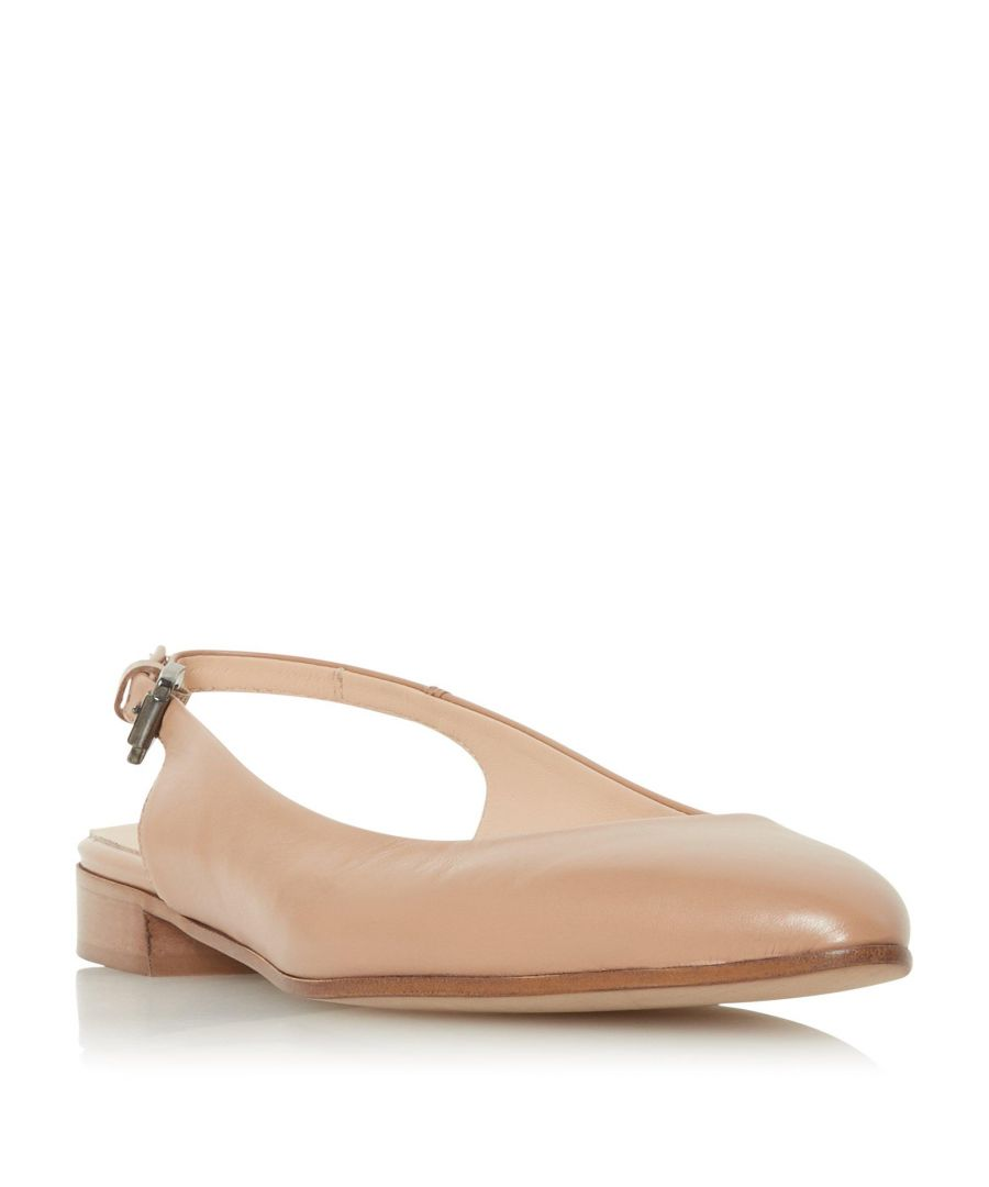 Image for Dune Ladies HARTFORD Slingback Pointed Toe Ballet Pump