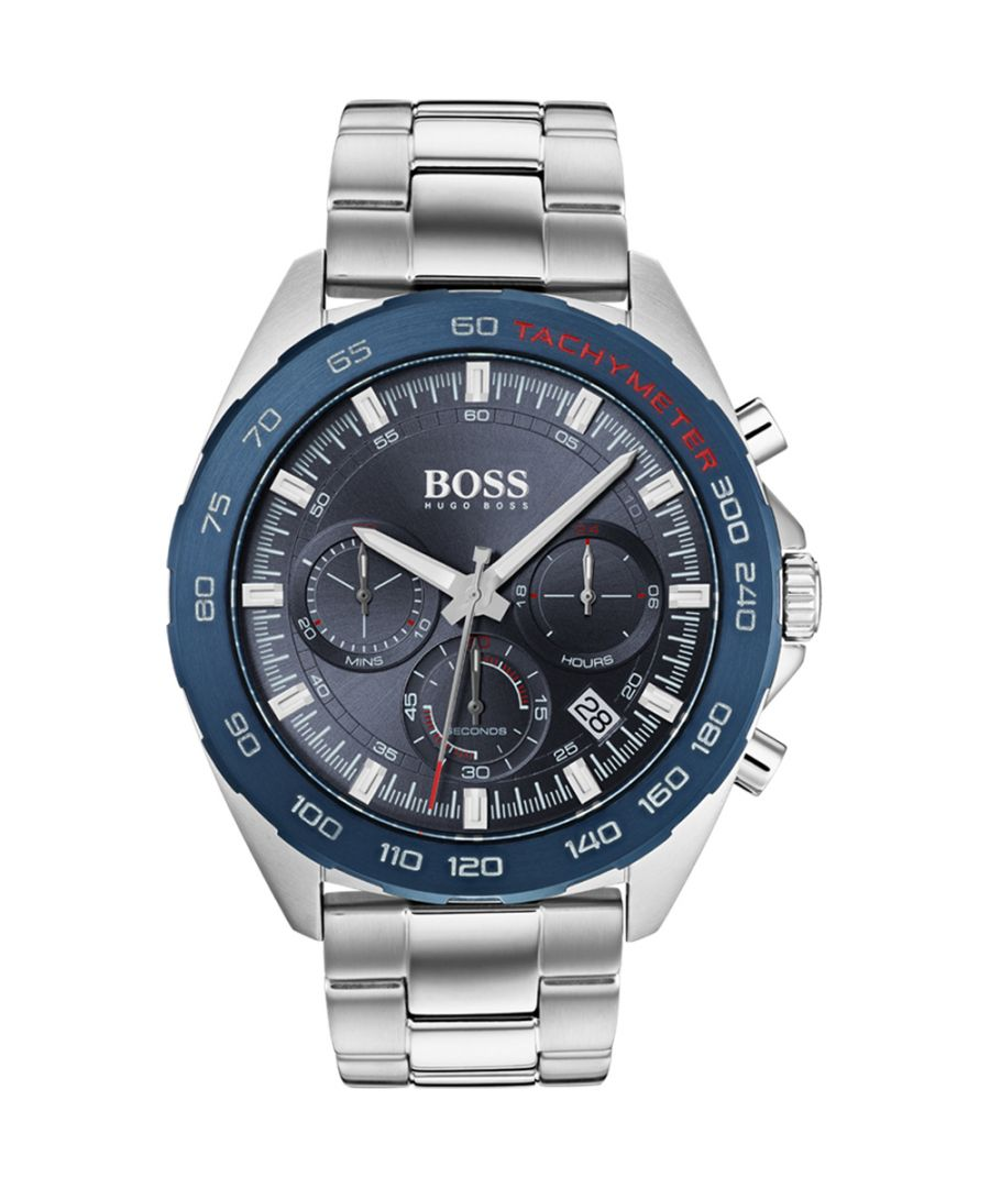 Image for Hugo Boss Mens' Intensity Watch 1513665