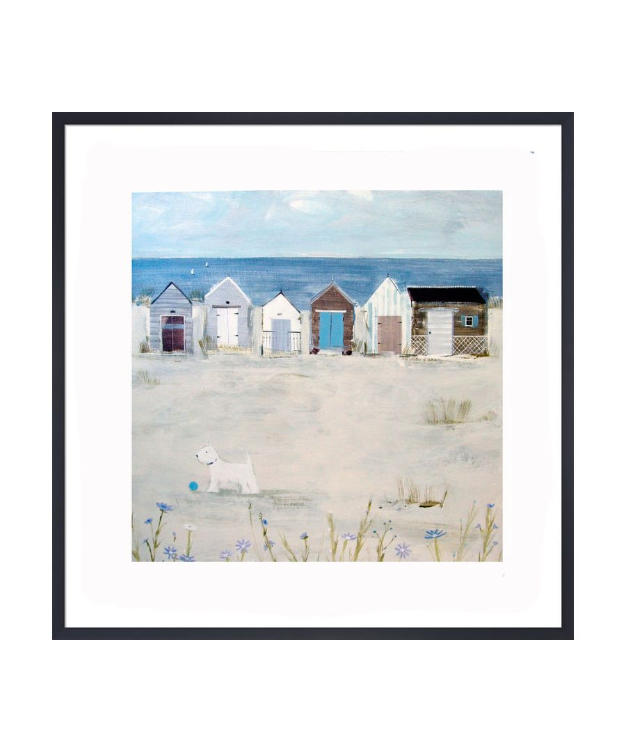 Image for Beach Combing Art Print by Hannah Cole