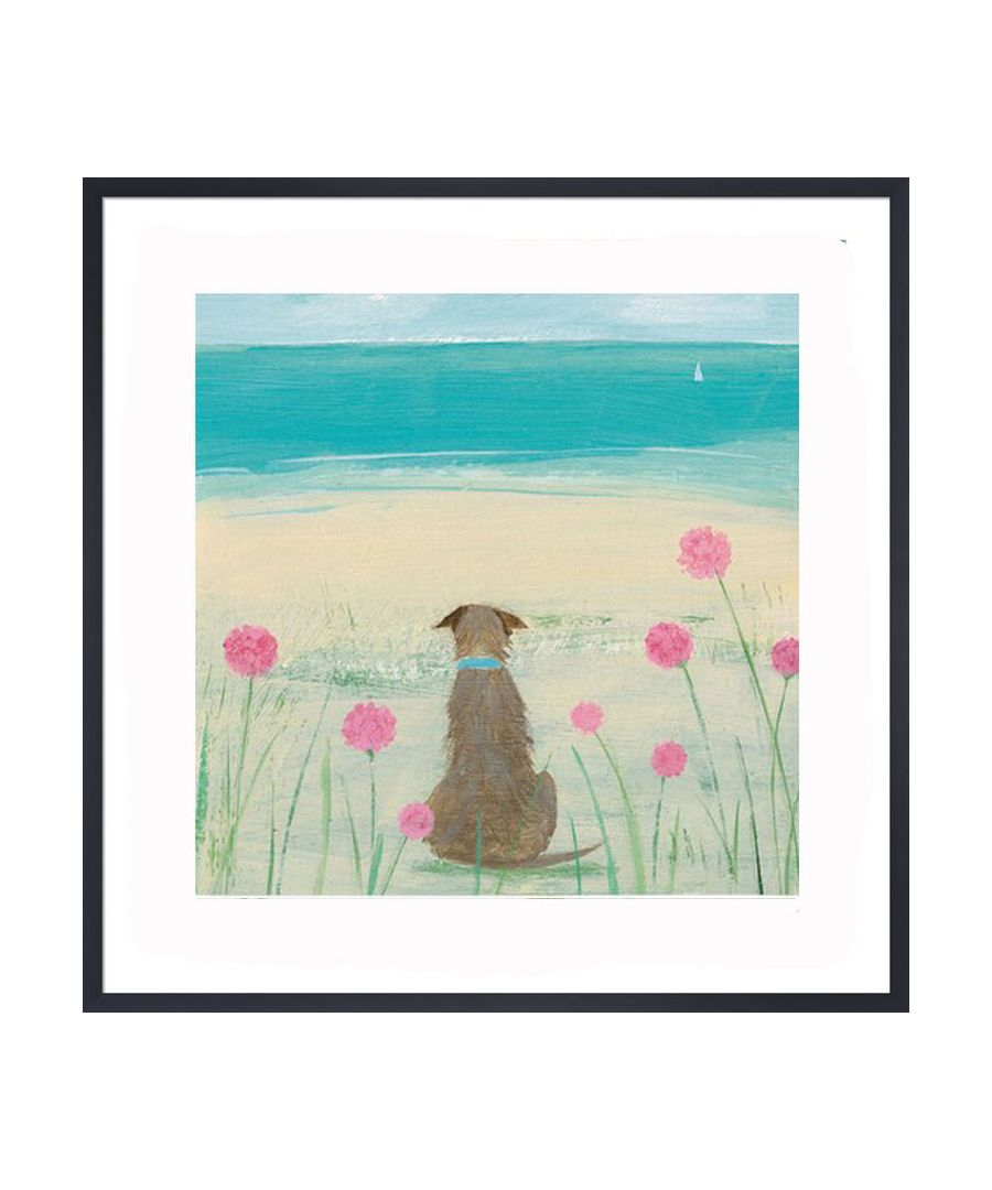 Image for Among the Sea Pinks Art Print by Hannah Cole