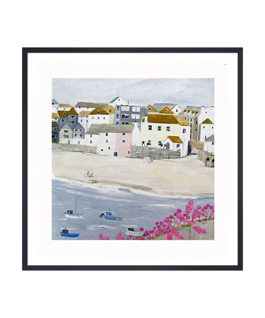 Image for Harbour Beach Art Print by Hannah Cole