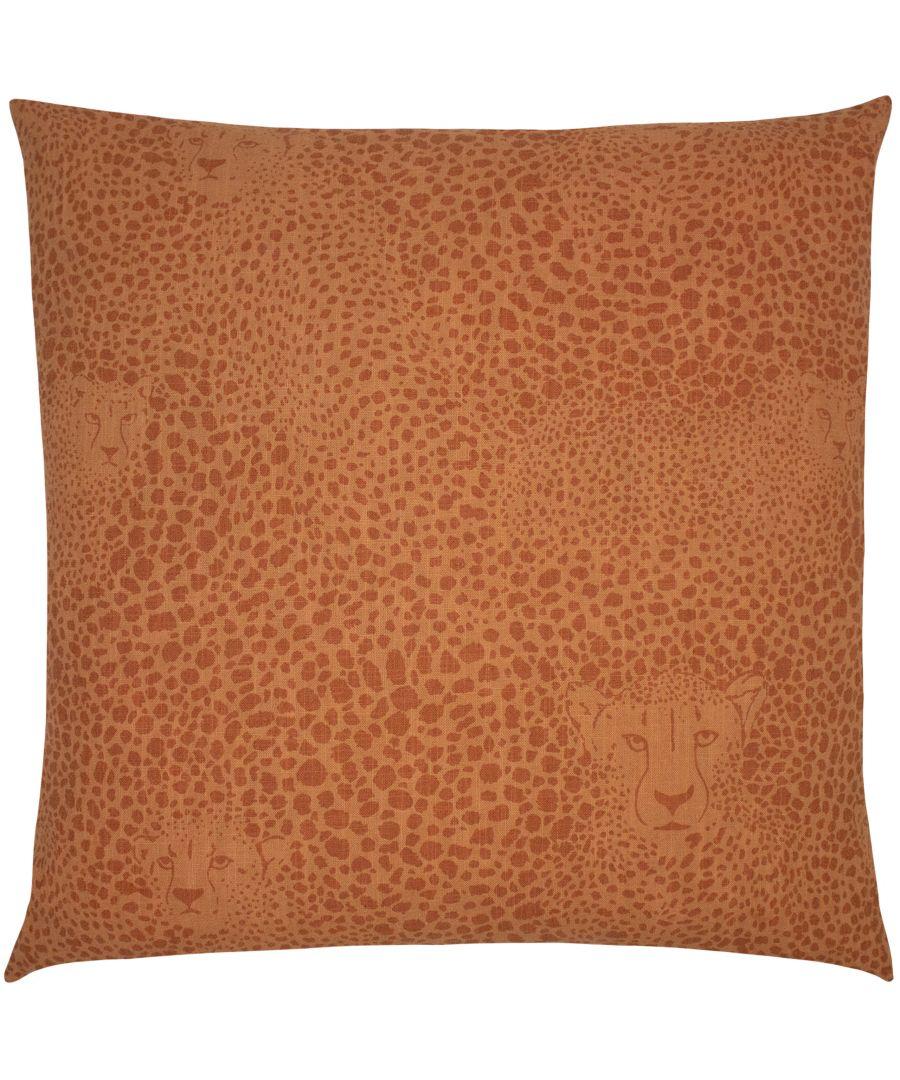 Image for Hidden Cheetah Cushion