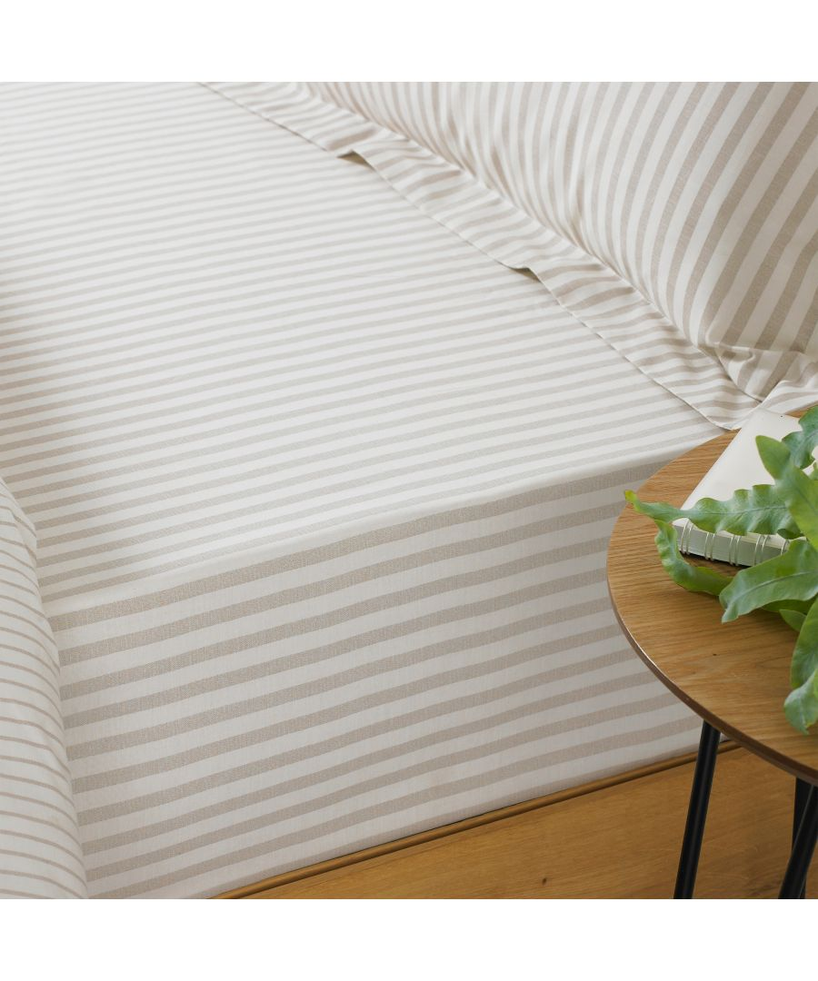 Image for Hebden Fitted Sheet