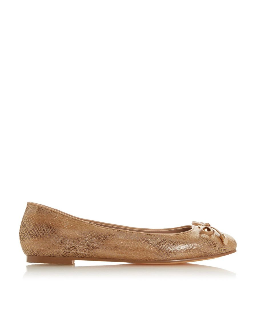 Image for Dune Ladies HERCULIES Bow Slip On Shoe