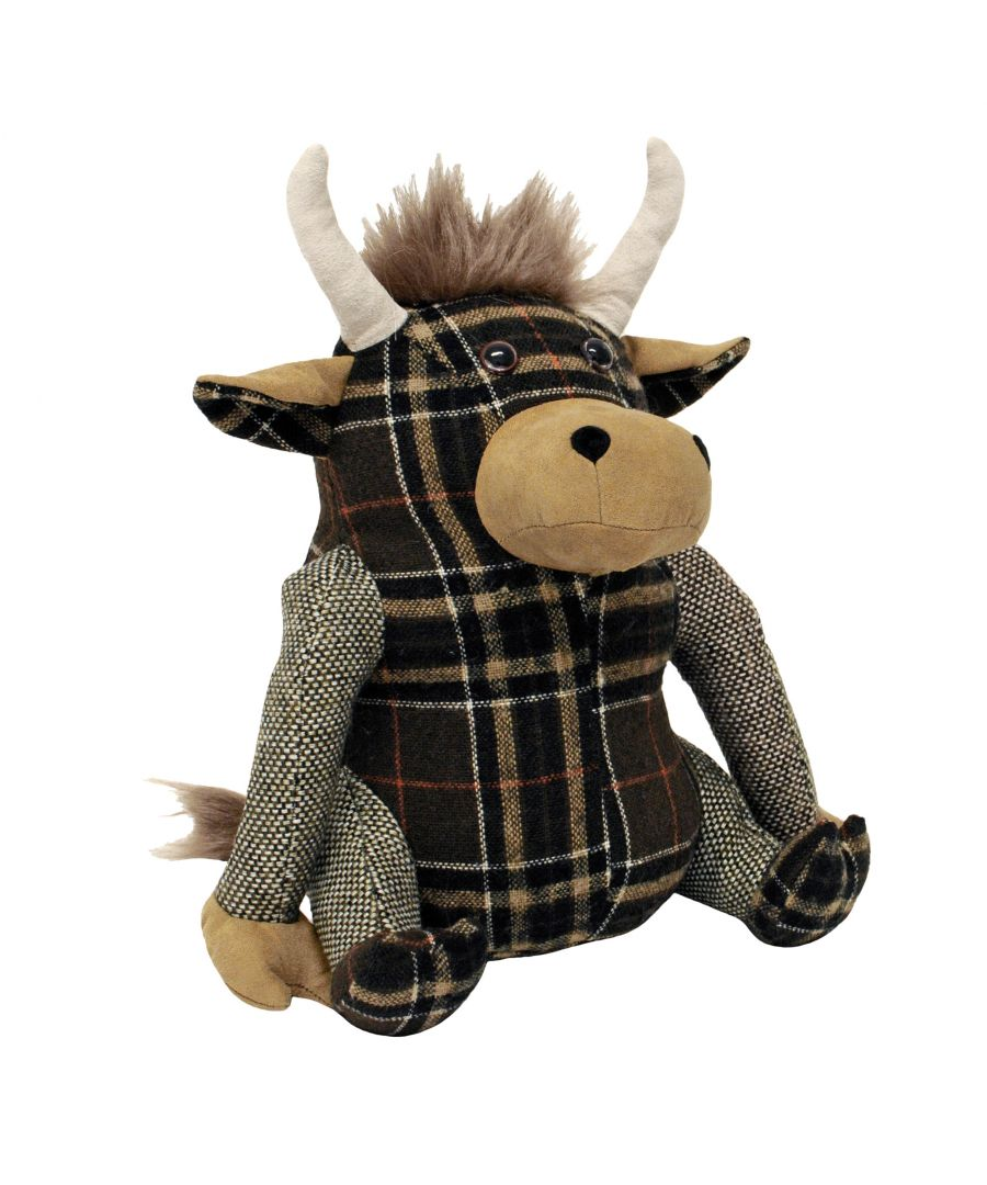 Image for Highland Cow Door Stop