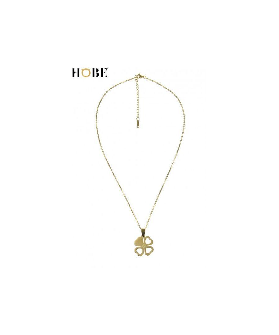 Image for Trébol Pendant Necklace