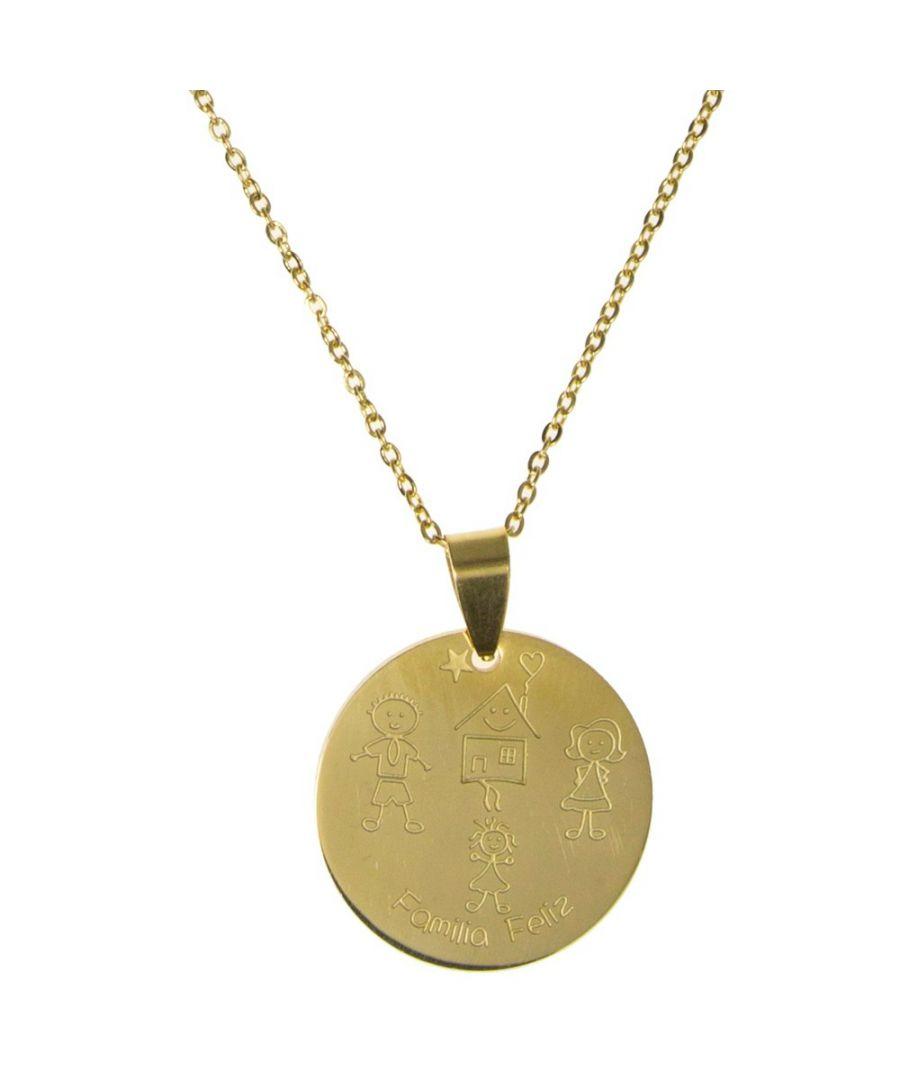 Image for Familia Pendant Necklace