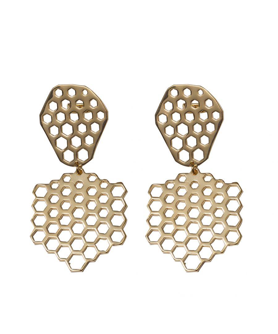 Image for Bee Happy Pendant Earrings