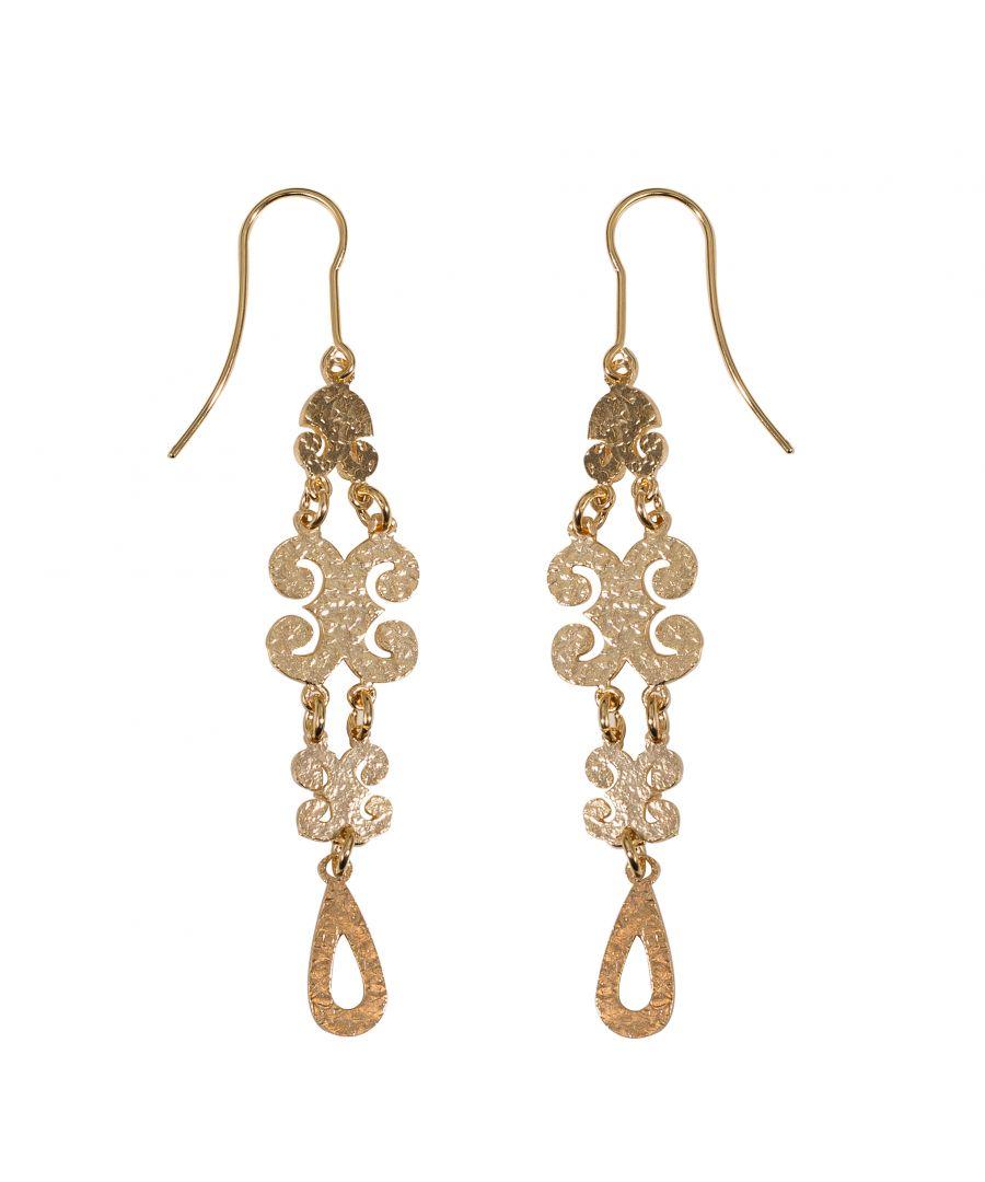 Image for Long Drop Earrings