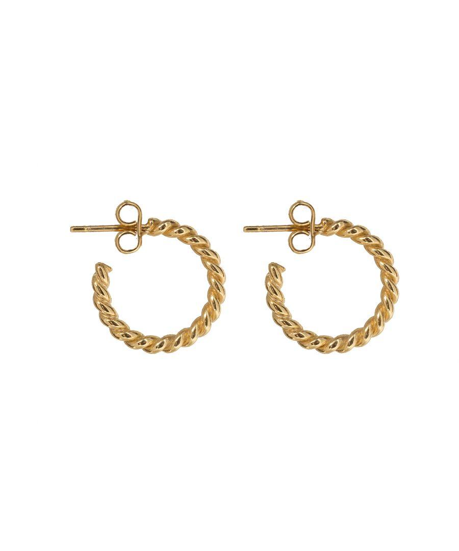 Image for Jara Hoop Earrings