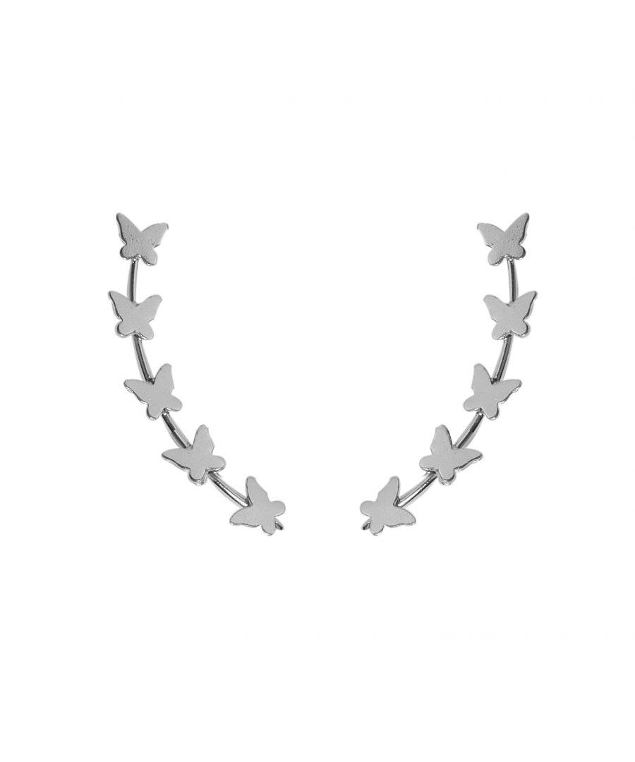 Image for Butterfly Earrings