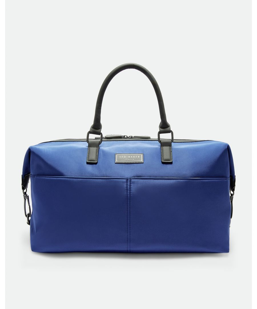 Image for Ted Baker Holies Nylon Holdall, Blue