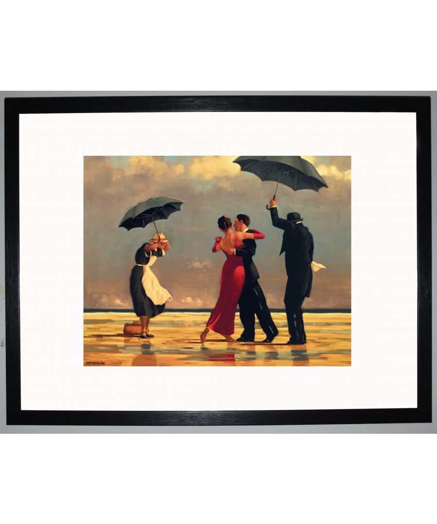 Image for The Singing Butler by Jack Vettriano