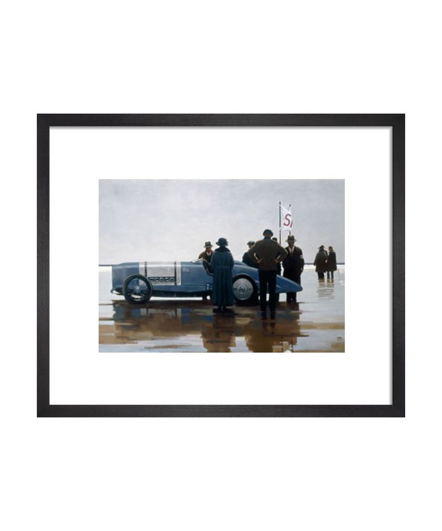 Image for Pendine Beach by Jack Vettriano