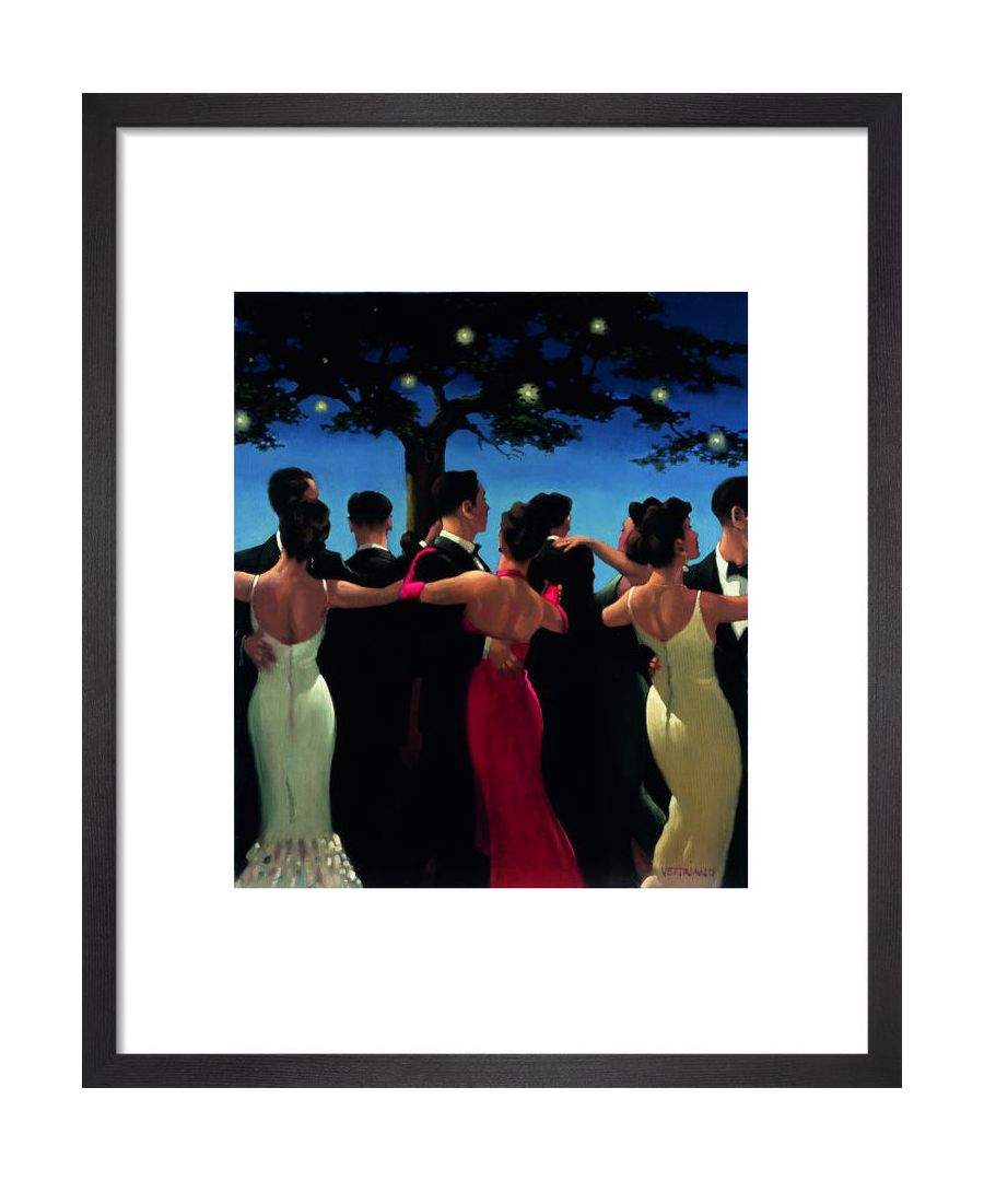 Image for Waltzers by Jack Vettriano