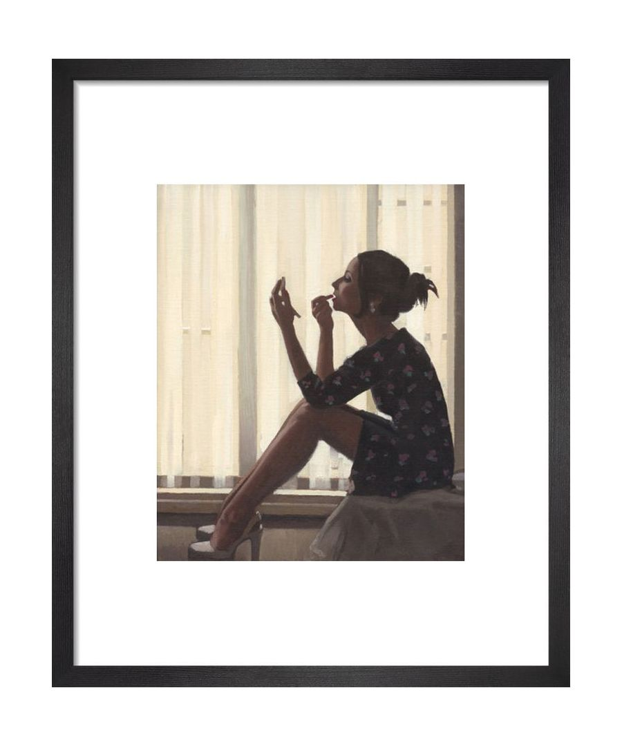 Image for Only The Deepest Red II by Jack Vettriano