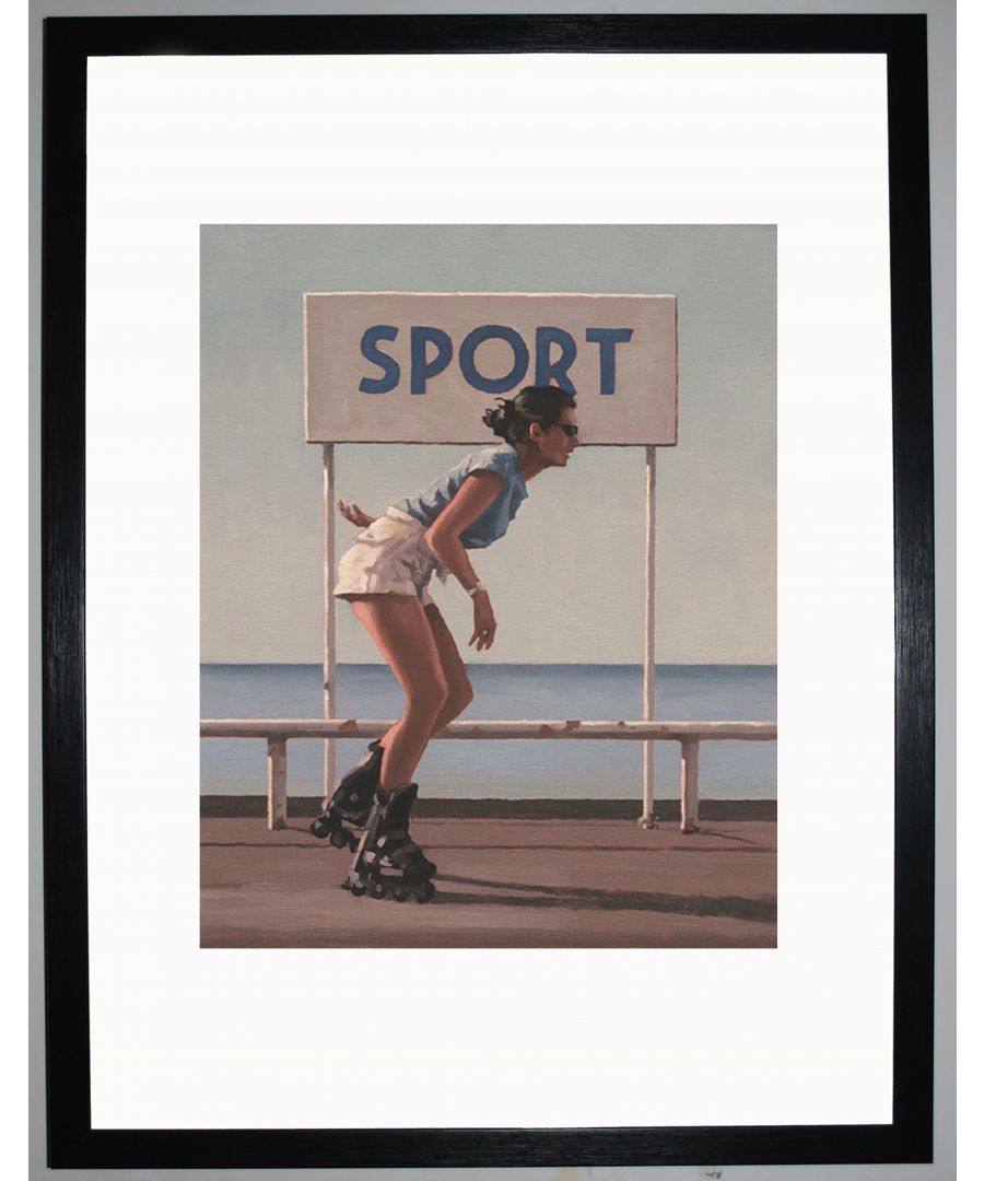 Image for Blades II by Jack Vettriano