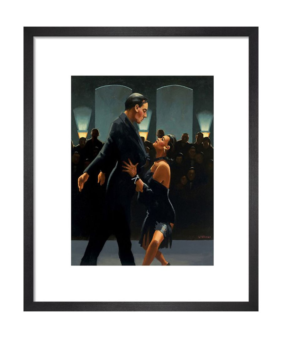 Image for Rumba In Black by Jack Vettriano