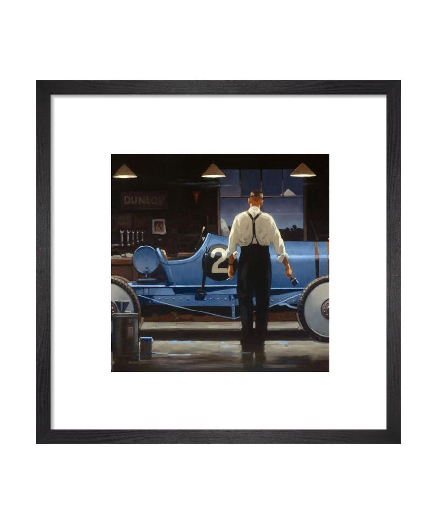 Image for Birth Of A Dream by Jack Vettriano