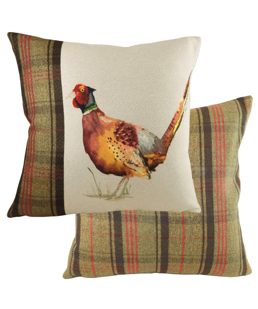 Image for Hunter Pheasant Cushion