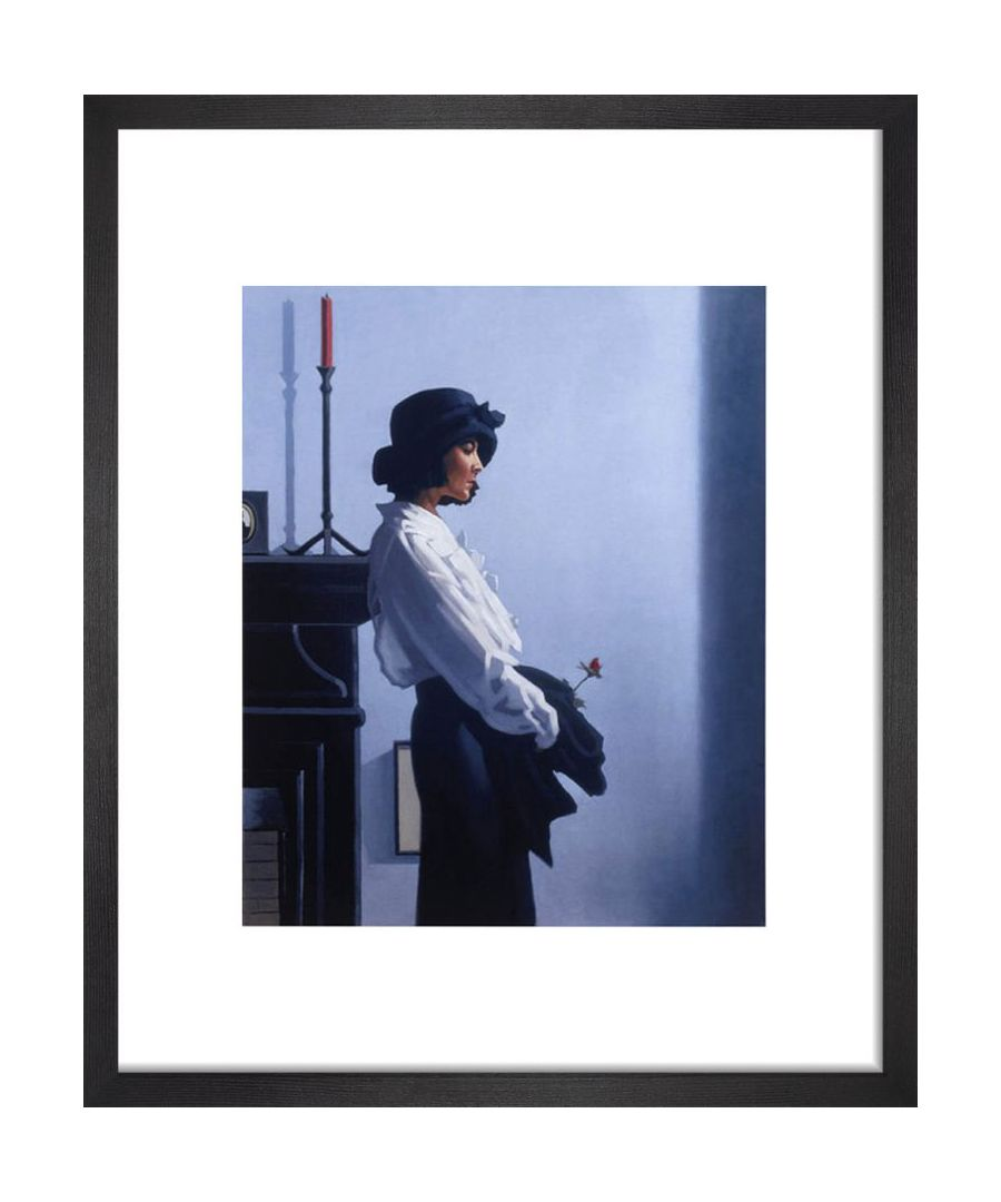 Image for Valentine Rose by Jack Vettriano