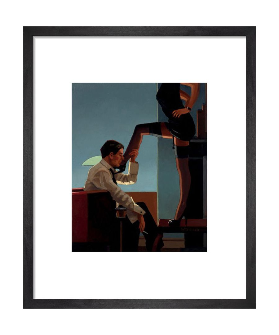 Image for Night Calls II by Jack Vettriano