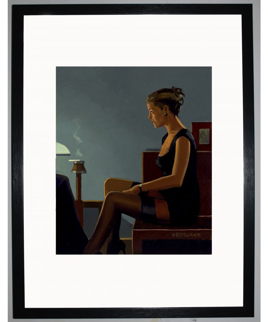 Image for Queen Of Diamonds II by Jack Vettriano