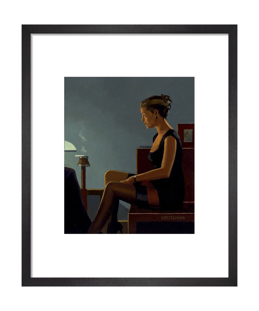 Image for The Weight by Jack Vettriano