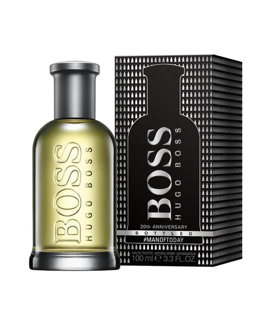 Image for Hugo Boss Bottled 20th Anniversary Edition Eau De Toilette 50ml