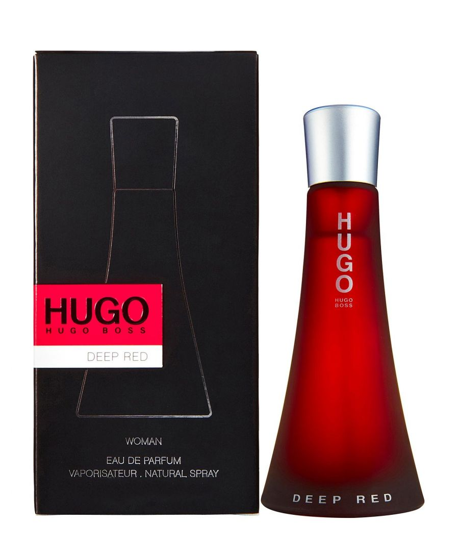 Image for Hugo Boss Deep Red Eau De Parfum 90Ml Spray