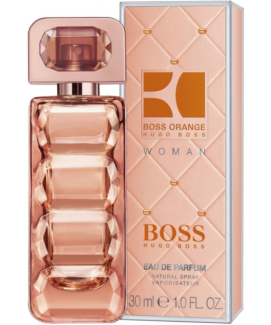 Image for Hugo Boss Orange W Eau De Parfum Spray 30Ml