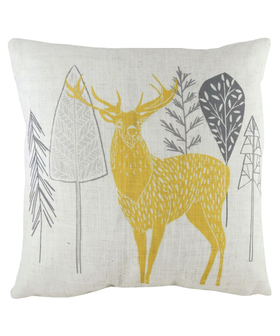Image for Hulder Stag Cushion