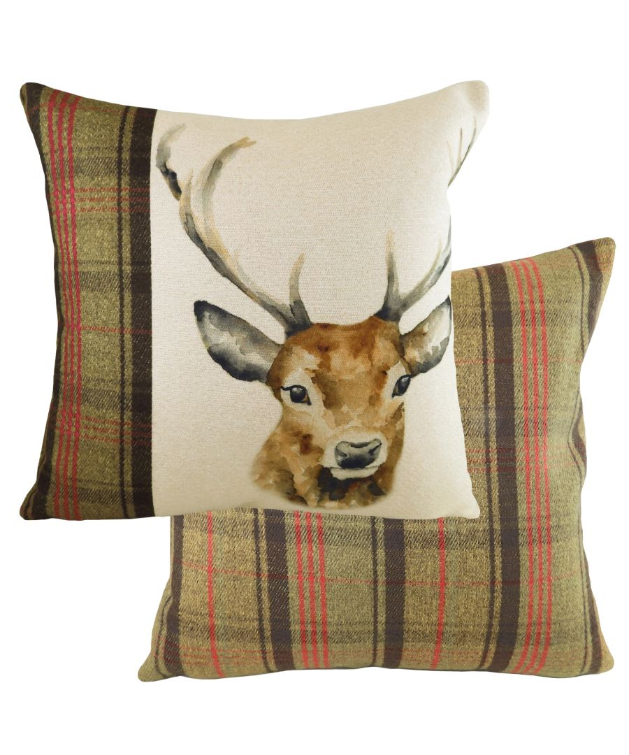 Image for Hunter Stag Cushion