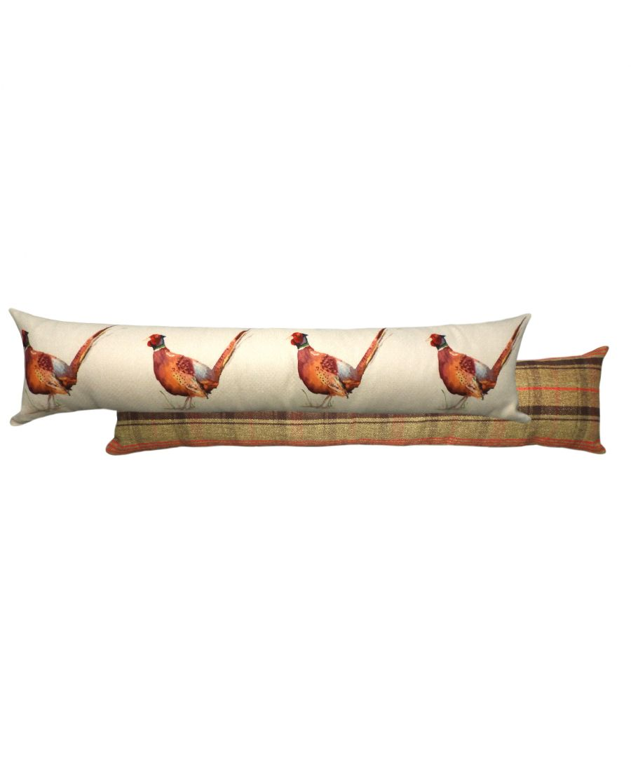 Image for Hunter Pheasant Draught Excluder