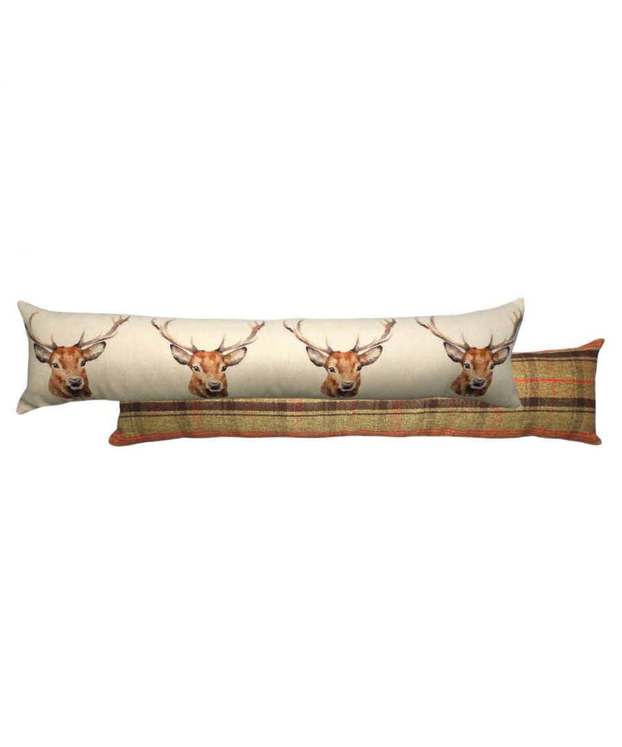 Image for Hunter Stag Draught Excluder