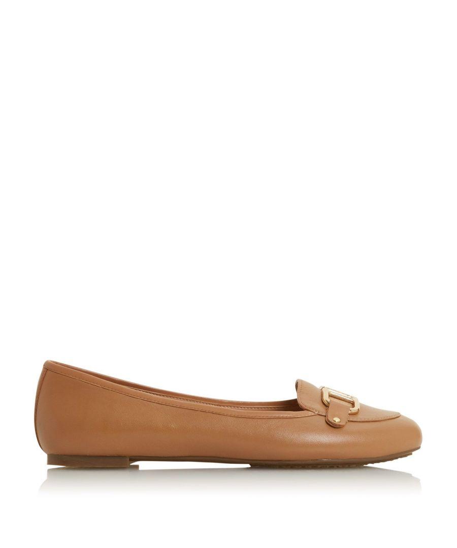 Image for Dune Ladies HYLTON Comfort Fit Ballerina Shoes