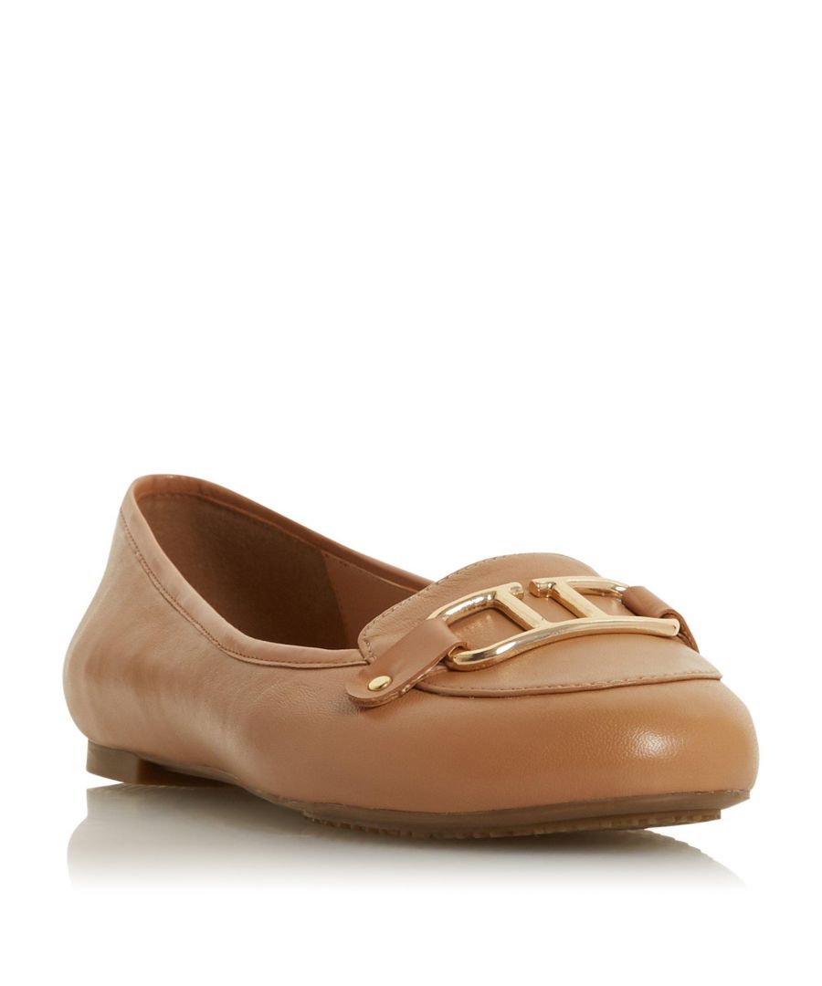 Image for Dune Ladies HYLTON Comfort Fit Ballerina Shoe