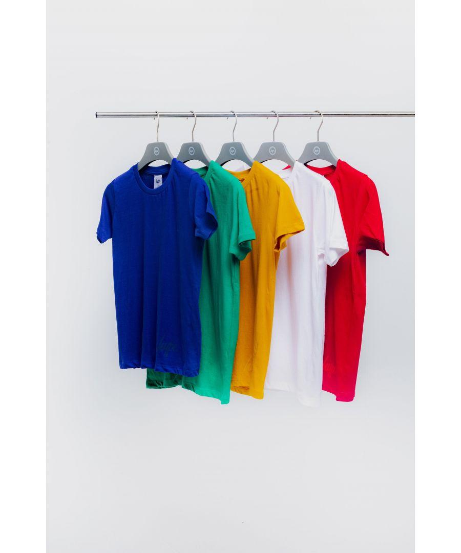 Image for Hype Multicolour 5 Pack Kids T-Shirt