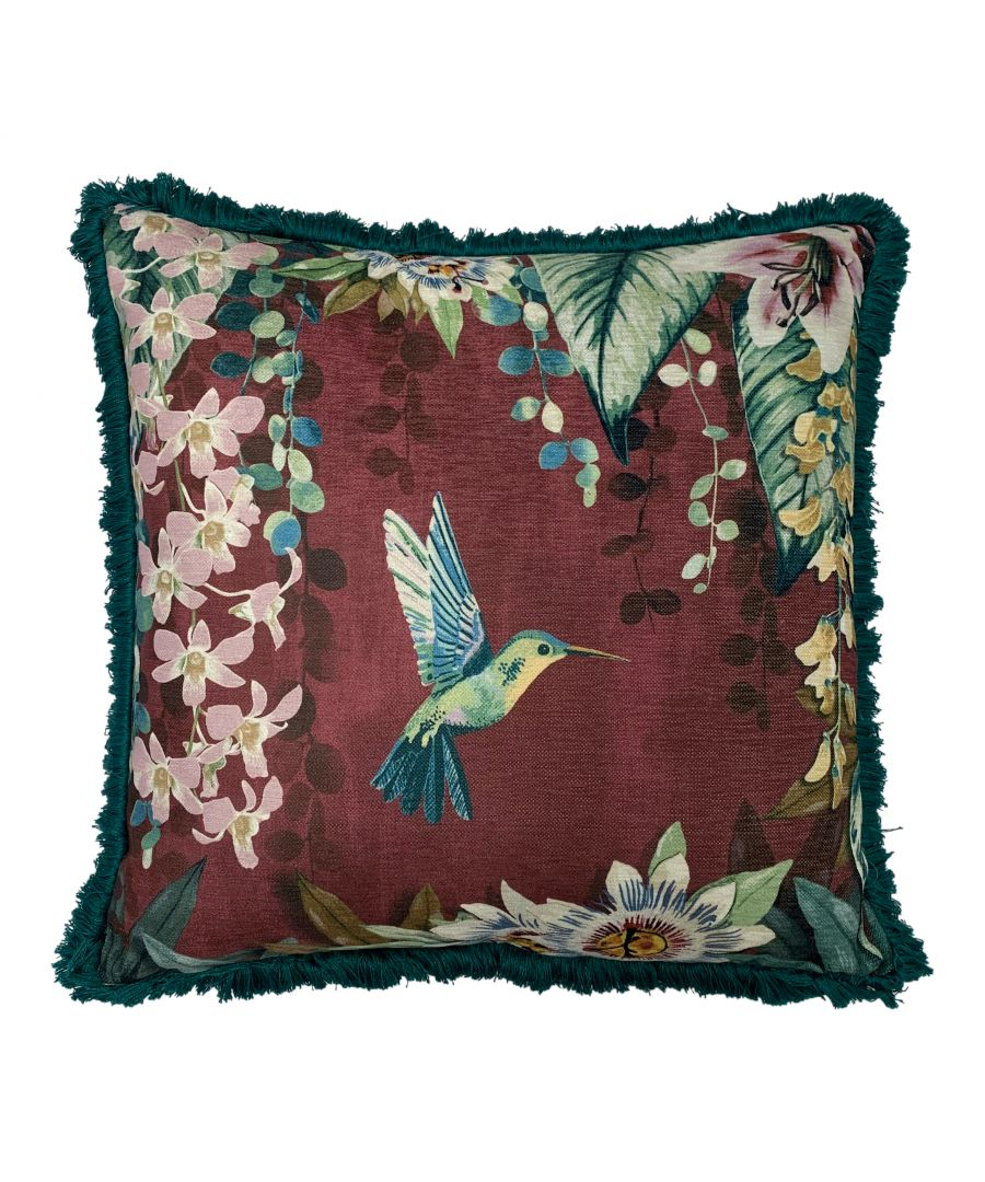 Image for Hanging Garden 50X50 PCushion Auber