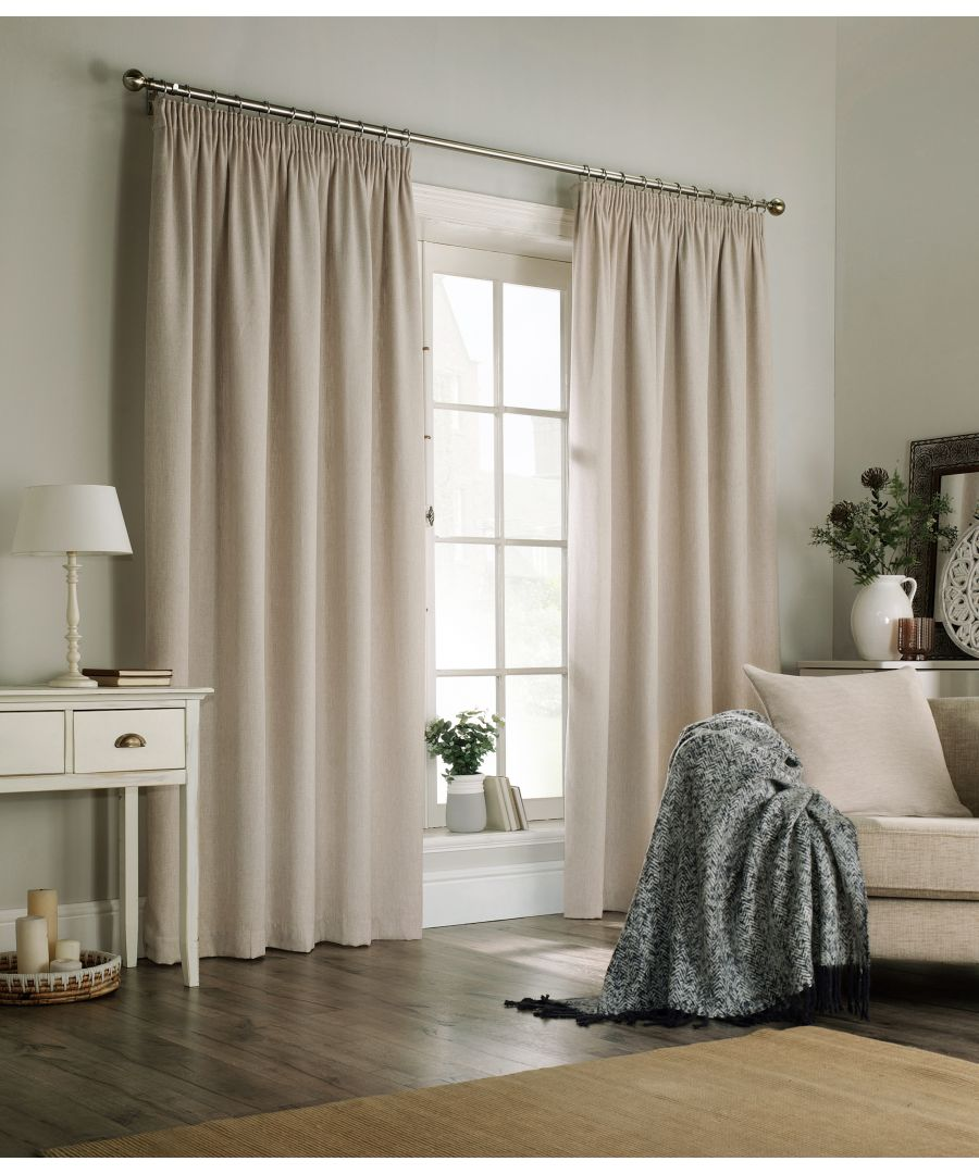 Image for Harrison  Curtains Oatmeal