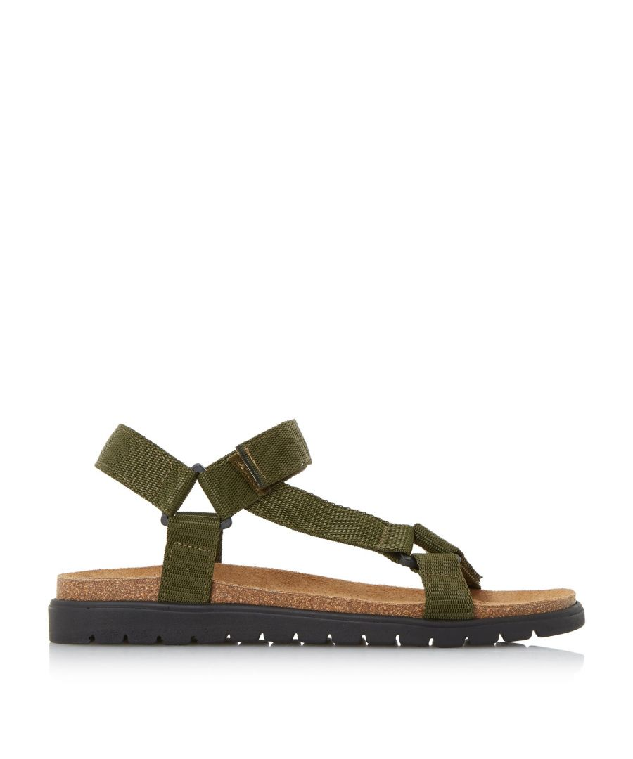 Image for Dune Mens IGGY Rip Tape Adventure Sandals