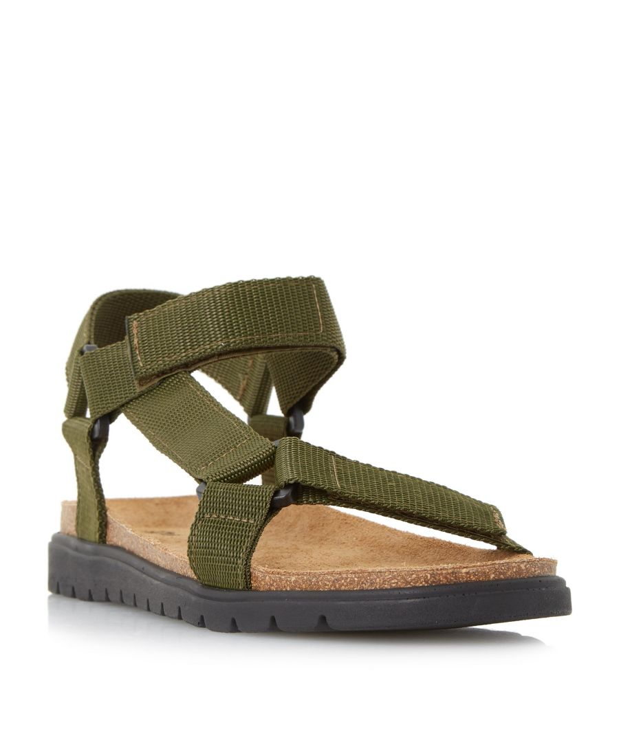 Image for Dune Mens IGGY Rip Tape Adventure Sandal