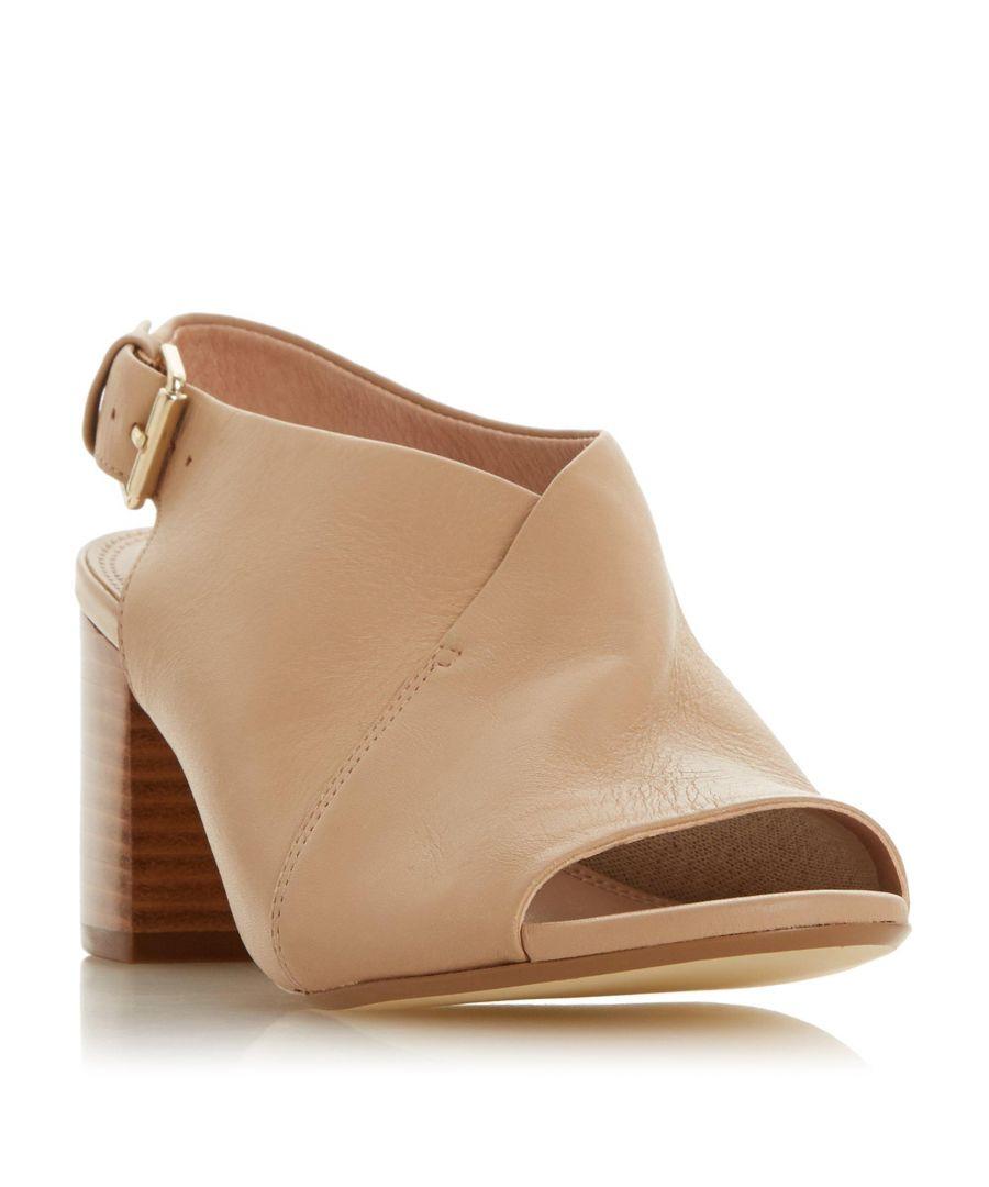 Image for Dune Ladies IGNUS Block Heel Slingback Sandal
