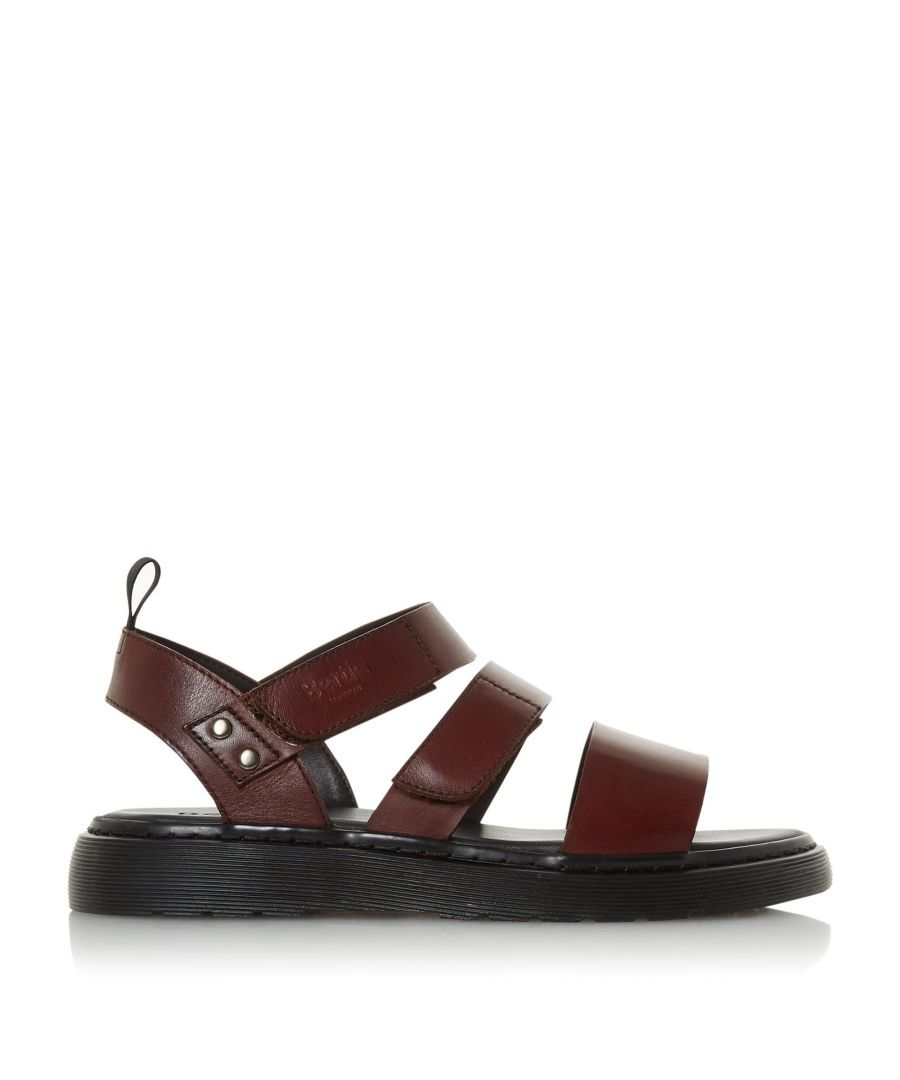 Image for Bertie Mens ILLUMINUM Strap Sandals