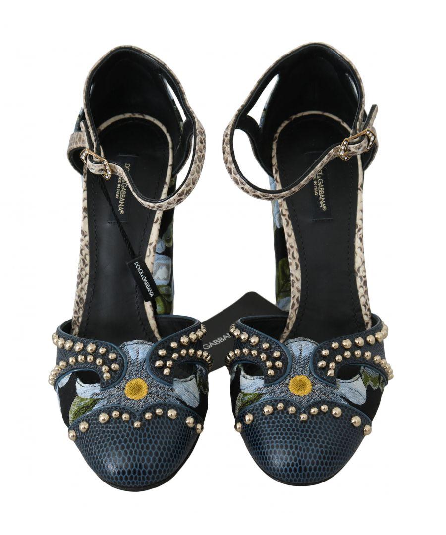 Image for Dolce & Gabbana Black Duffle Travel Shoulder Sling Strap Nylon Bag